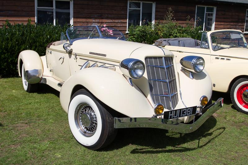 1930s Auburn 851 Speedster