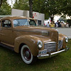 1940 Hudson Eight Coupe