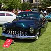 1950 Mercury Coupe 'Planet Voodoo'