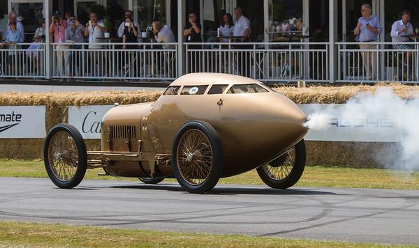 1917 Miller Aerodynamic Coupe `Golden Submarine'
