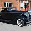 1936 Packard 120 Sedanca Coupe