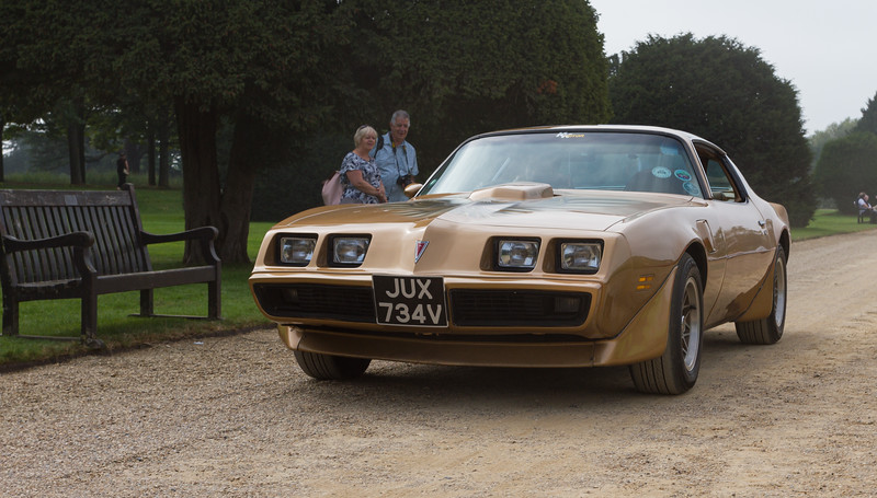 1980s Pontiac Trans-Am