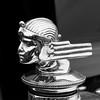 God Ra Mascot / 1920s Stutz Model 8 Blackhawk