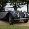 1937 Alvis Speed 25 Charlesworth Saloon