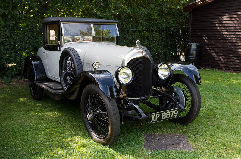 1924 Bentley 3 Litre Coupe by Park Ward