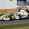 2009 Brawn Mercedes BGP 001