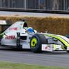 2009 Brawn-Mercedes BGP 001