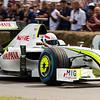 "2009 Brawn-Mercedes BGP 001 ""Martin Brundle"""