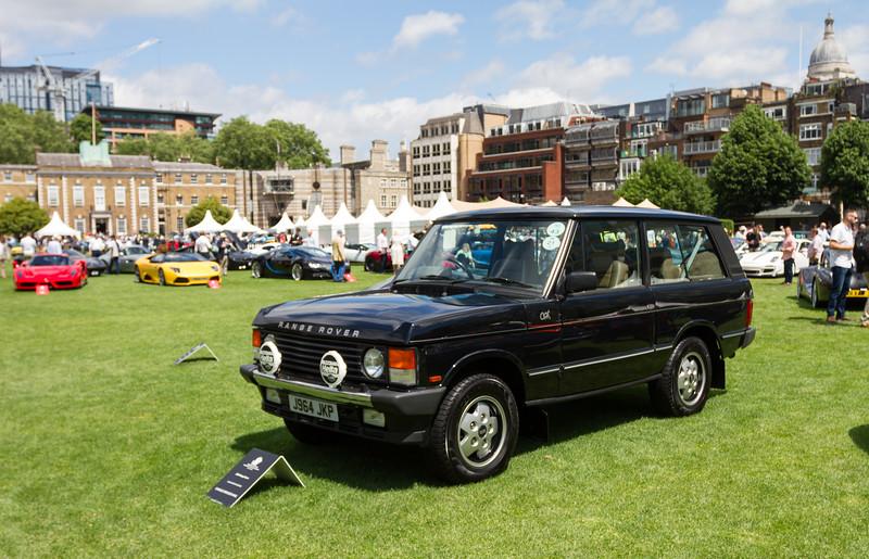 1990 Range Rover CSK (Charles Spencer King)
