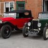 1930 Lea-Francis / 1929 Lancia Lambda 224 Torpedo