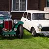 1947 MG TC Midget - 1984 Austin Mini 1000 City E