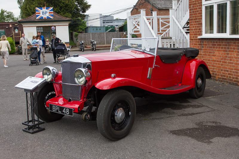 1934 Railton Terraplane