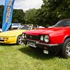 1980 Reliant Scimitar GTE Convertible