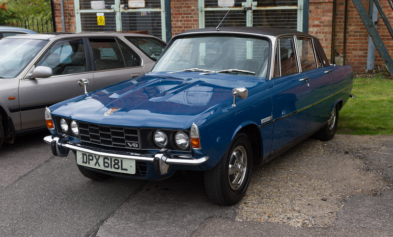 1973 Rover P5 3.5 Litre