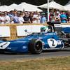"1971 Tyrrell-Cosworth 003 ""Sir Jackie Stewart"""
