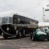 1957 Leyland Royal Tiger Car Transporter / 1950s Vanwall Replica