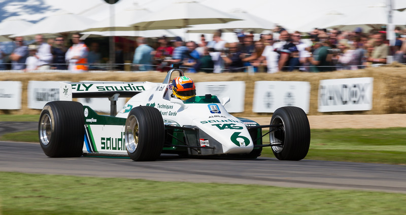 1982 Williams-Cosworth FW08
