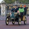 1904 De Dion Bouton 10hp Rear-entrance Tonneau Body