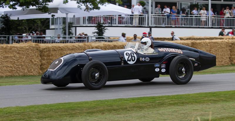 1930 Hotchkiss AM 80 Record Car