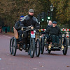 1899 Clement 2.5hp Tricycle / 1898 Leon Bollee 3hp Tandem two-seater