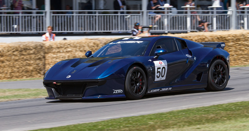 2019 Ligier JS2.R