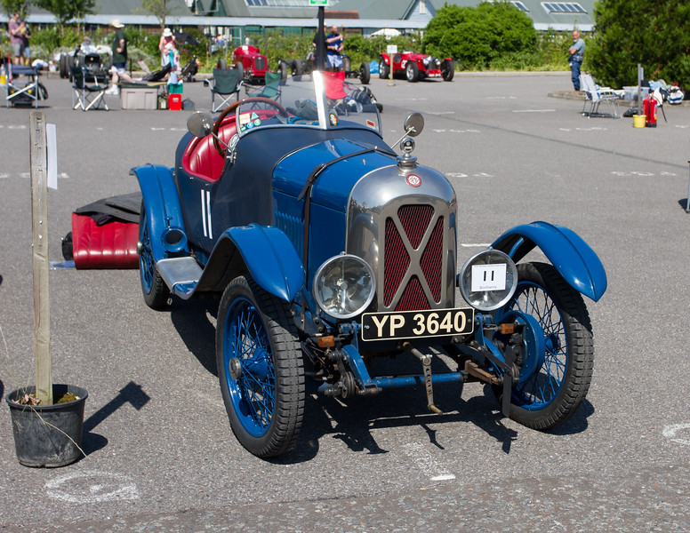 1926 Salmson GSS