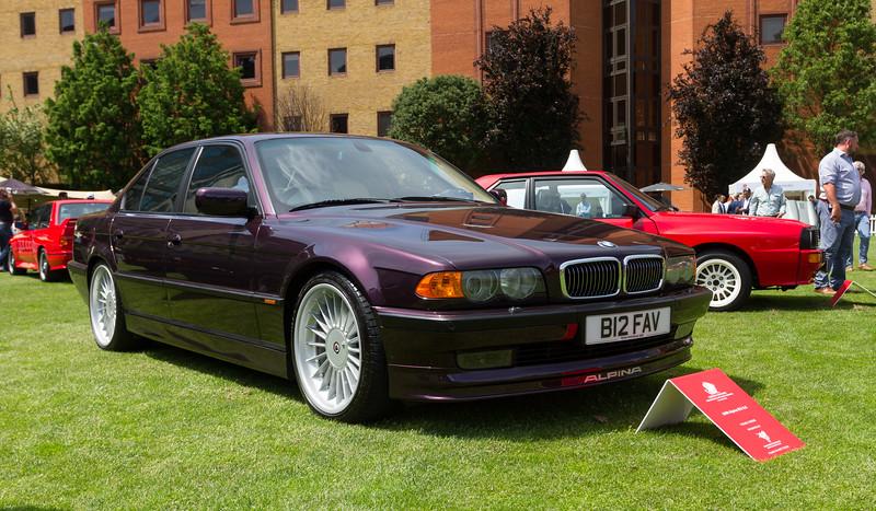 1999 BMW Alpina B12 6.0
