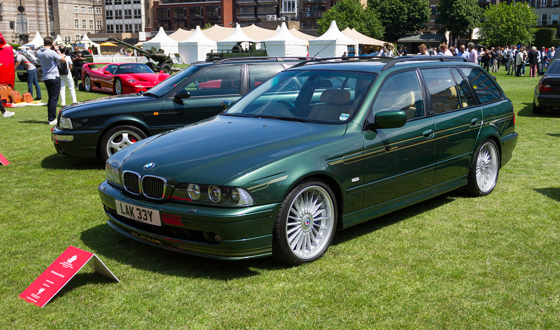 2002 BMW Alpina E39 B10 V8 S