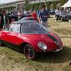 1957 Abarth 750 Goccia Vignale