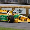 1993 Benetton-Ford B193B