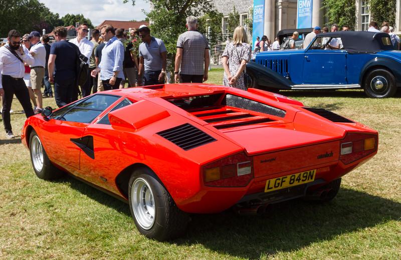 1975 Lamborghini Countach LP400 'Periscopo'