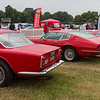 Line of Maserati's