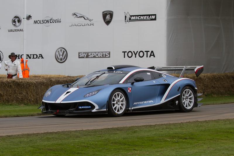 2016 Arrinera Hussarya GT