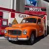 1962 Volvo Amazon Van