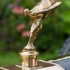 Spirit of Ecstasy Mascot - 1912 Rolls Royce 40 50 hp Silver Ghost Ghost