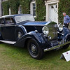 1936 Rolls-Royce Phantom III Freestone & Webb Sports Saloon
