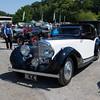 "1937 Bentley 4½ Litre Gurney Nutting ""Rothschild"" Sedanca Coupé"