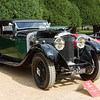 1932 Bentley 8-Litre Saloon by H.J Mulliner