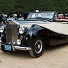 1953 Rolls-Royce Silver Wraith 4-Door DHC by Hooper