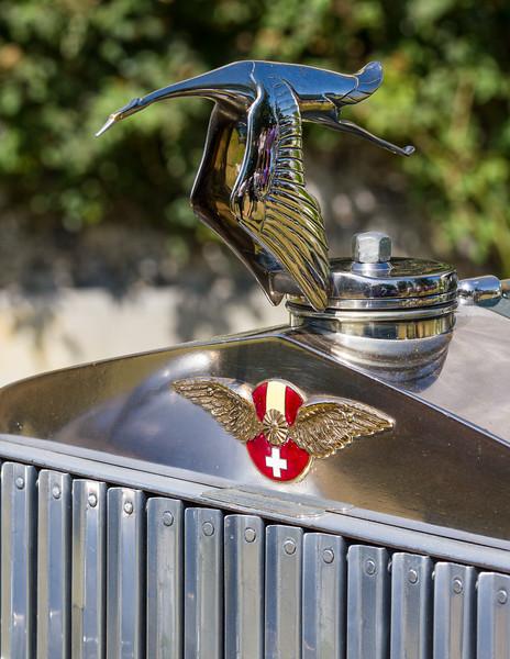 1926 Hispano Suiza H6B Park Ward Saloon