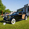 1938 Rolls-Royce Phantom III Park Ward Sedanca De Ville