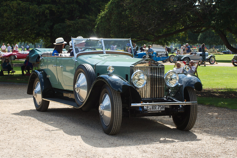 1927 Rolls-Royce Phantom I Thrupp & Maberly Dual Cowl Tourer