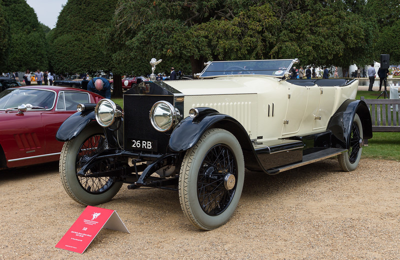 1914Rolls-Royce Silver Ghost VdP
