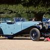 1931 Bentley Speed Six Dual-Cowl Sports Tourer by Vanden Plas