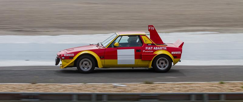 1988 Fiat X1/9 Abarth Prototipo
