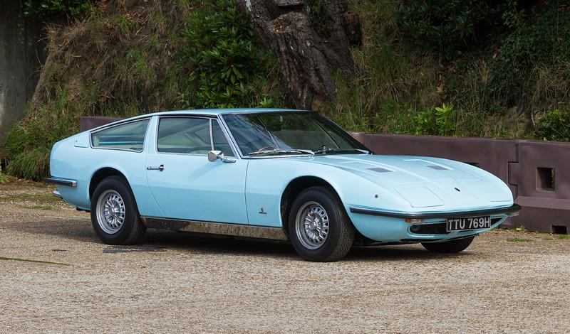 1970 Maserati Indy