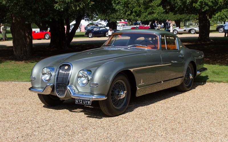 1954 Jaguar XK120 Pinin Farina Coupé