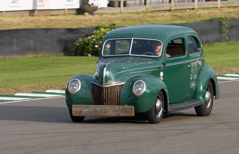 "1939 Ford ""Tudor"" Sedan Deluxe"