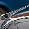 1950 Citroen Traction Avant Car Mascot