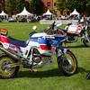 1988 Honda Africa Twin Marathon - Dakar wins '86, '87, '88, '89